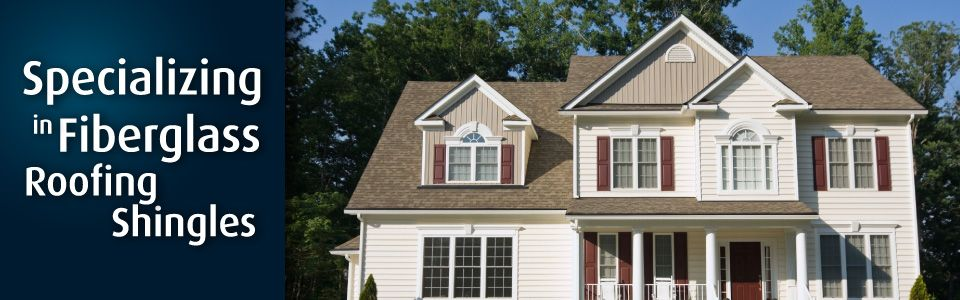 roof 2/Specializing in Fiberglass roofing Shingles